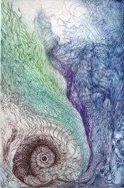 始原の流体 Ⅱ _2016